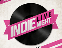 Indie Night Live