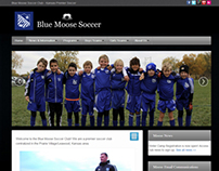 Blue Moose Soccer Club Digital