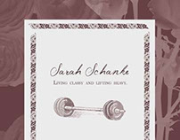 Sarah Schanke: Living Classy and Lifting Heavy