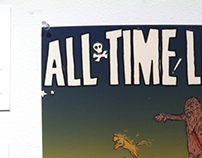All Time Low Screen Print