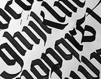 caligrafias & letterings - Instagram 2015/2016