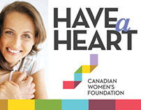 Have a Heart 2012 - Canadian Women's Foundation