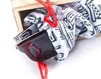 Saga Outerwear X Proof Sunglasses.