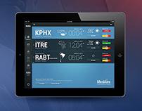 MedAire iPad App