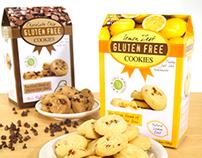 Simply Indulgent Gourmet Gluten Free Cookies
