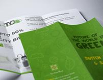 Ozzy Green - Brochure