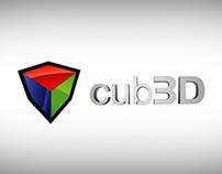 Cub3D Showreel 2014