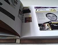 Portafolio profesional impreso