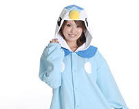 piplup Kigurumi animal onesies penguin
