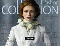 fashion collection magazine