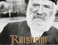 Røisheim / Bookdesign