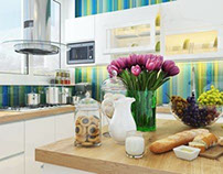 Kitchen Colorfull