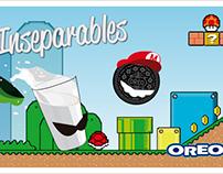 "Campaña Publicitaria ""Inseparables"""