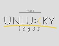 Unlucky Logo Collection - Part 1