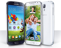 Samsung Galaxy S4's launch