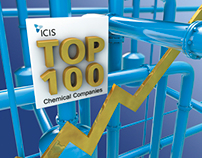 Cover Images for ICIS Top 100