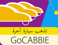 GoCabbie | UAE.  iOS App