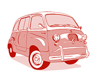 Fiat 500L Nederlands. Saatchi & Saatchi / Leo Burnett
