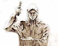 Colt 45mm (Book Illustration)