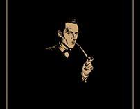 """Sherlock Holmes"" comic-book"