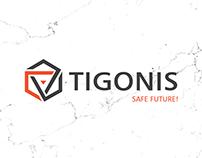 TIGONIS - Brand Identity