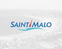 Saint Malo Ville - Redesign