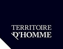 TERRITOIRE D'HOMME logo