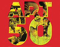 Art 50 - A celebration of 50 years of Art in Kenya