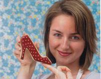 Feature about cake celebrity Peggy Porschen