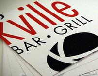 K'ville Bar & Grill—Identity System