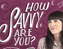 How Savvy Are You?