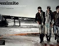GQ STYLE - Denimite
