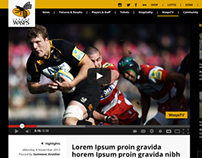 London Wasps - Desktop Completion