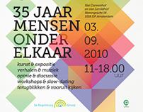 Corporate Identity - De Regenboog groep Amsterdam