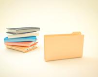 'My Folder' Hard Disk