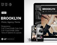 Brooklyn - Creative Responsive WordPress Theme