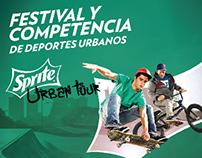 SPRITE URBAN TOUR