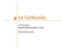 Interactivo Le Corbusier