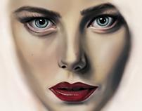 """Effy"" Digital Painting"