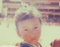 Bhutan 1912's Polaroids Collection