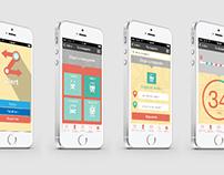 Proceso de diseño ui para App
