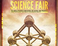 Science / Scientific Congress Flyer / Poster