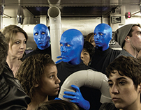 Blue Man Group Online Assets