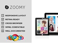 Zoomy - Professional Photography WordPress Theme