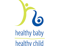 Healthy Baby / Healthy Child Logo