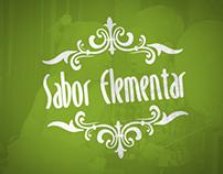 Sabor Elementar - Marca