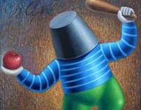 New Works - Bucketmen