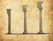 Drawing Greek Columns