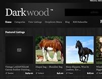"""Darkwood"" (classified ads)"