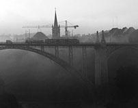 Aare Nebel